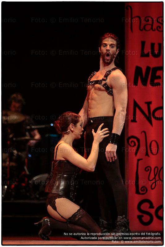 Escena madrid 50 sombras de grey en el teatro nuevo apolo - 50 sombras de grey en espana ...